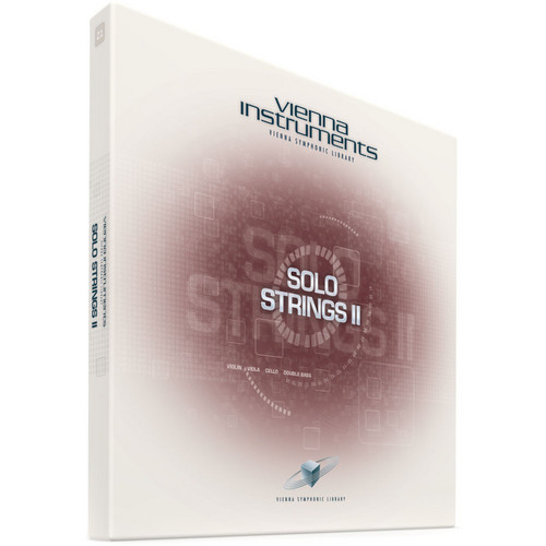 Vienna Symphonic Library Solo Strings II Extended - Vienna Instruments