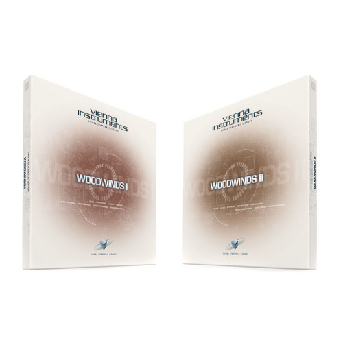 Vienna Symphonic Library Woodwinds Upgrade to Full Library Bundle - Vienna Instruments (Download)