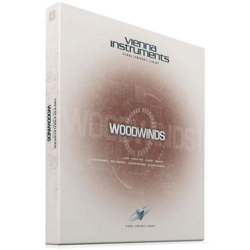 Vienna Symphonic Library Woodwinds Bundle - Vienna Instruments