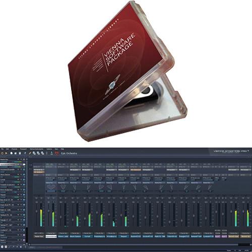 Vienna Symphonic Library Vienna Ensemble PRO 5 with USB Software Backup Stick Kit