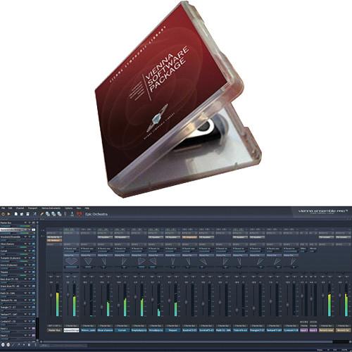 Vienna Symphonic Library Vienna Ensemble Pro 5 Upgrade & USB Software Backup Stick Kit