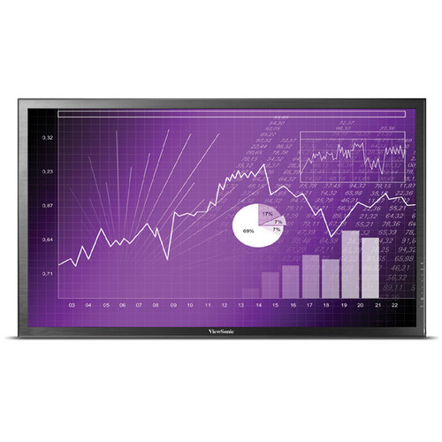 "ViewSonic CDP4737-L 47"" Slim Commercial LED Display"