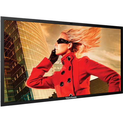 """ViewSonic CDP6530T 65"""" Touch Commercial LCD Display"""