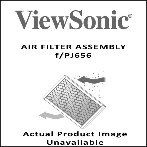 ViewSonic Replacement Air Filter for PJ656 Projector