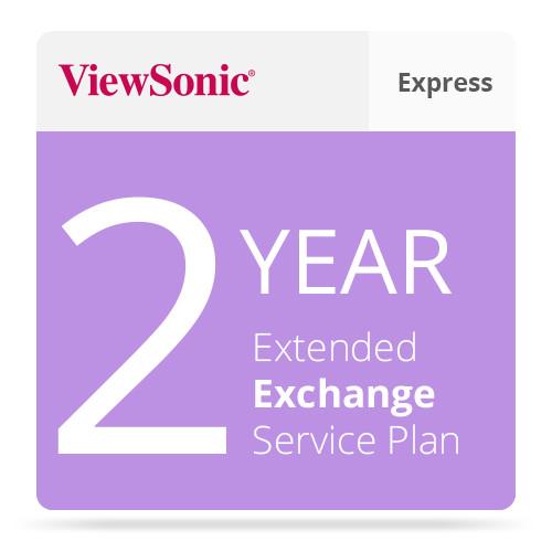 ViewSonic PRJ-EE-05-03 2-Yr Extended Express Exchange Serv for PJ4/ PJ5 Series