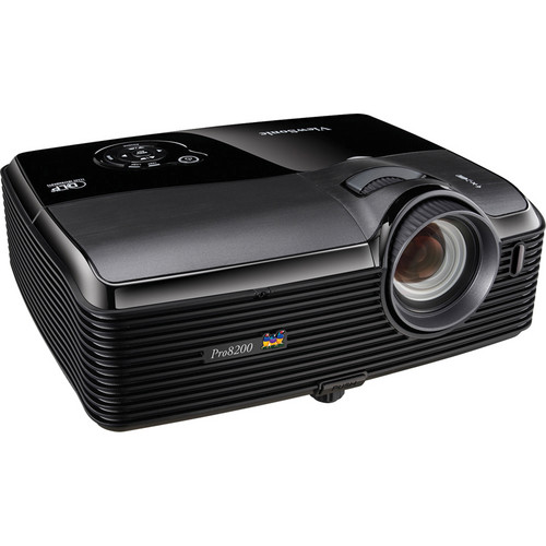 ViewSonic Pro8200 1080p DLP HD Projector