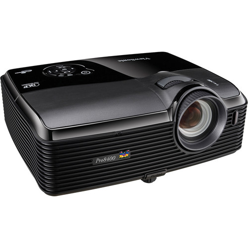 ViewSonic Pro8400 1080p DLP HD Installation Projector