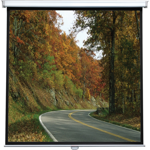 """ViewSonic PSC-002 Manual Square Format Projection Screen (60 x 60"""")"""