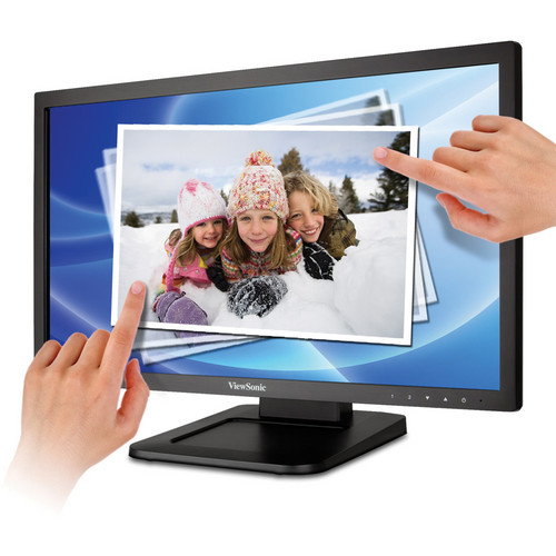 "ViewSonic 22"" Widescreen Multi-Touch Full HD 1080p LED Monitor"