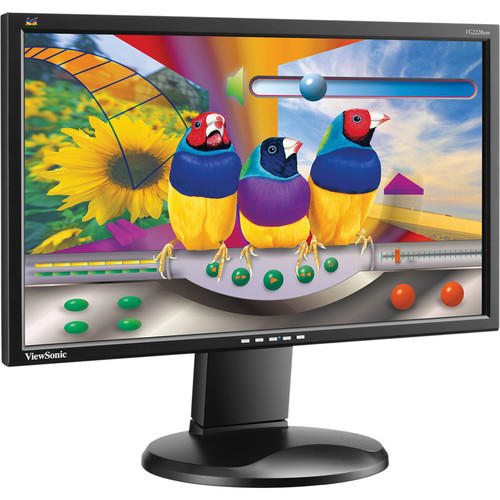"ViewSonic VG2228wm-LED 22"" Widescreen Monitor"
