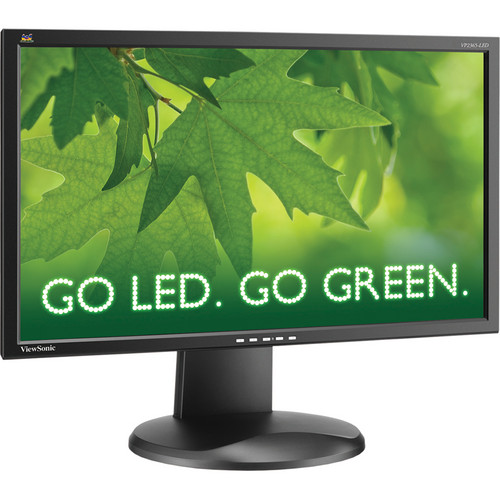 "ViewSonic VP2365-LED 23"" Widescreen LED Computer Monitor"