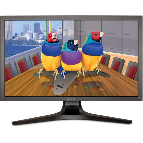 "ViewSonic VP2770-LED 27"" Widescreen LED Backlit IPS Monitor"