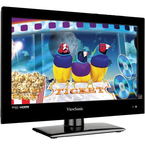 "ViewSonic VT1601LED 15.6"" LED Premium HDTV Display"