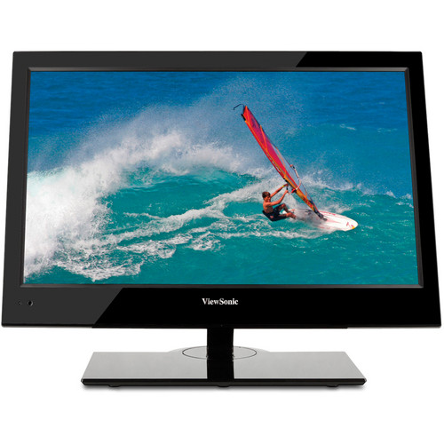 "ViewSonic VT1901LED 19"" LED Premium HDTV Display"