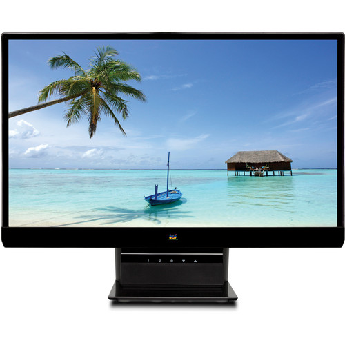 "ViewSonic VX2370Smh-LED 23"" Widescreen IPS LED Backlit LCD Monitor"
