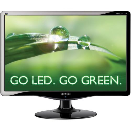 "ViewSonic Viewsonic VA2232WM-LED 22"" Widescreen LCD Computer Display"