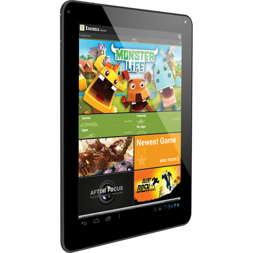 """ViewSonic ViewPad E100 9.7"""" Android Tablet"""