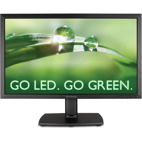 "ViewSonic VA2451M-LED 24"" Full HD 1080p LED Monitor"