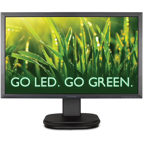 "ViewSonic VG2439m-LED 24"" Widescreen LED Backlit TFT Matrix LCD Monitor"