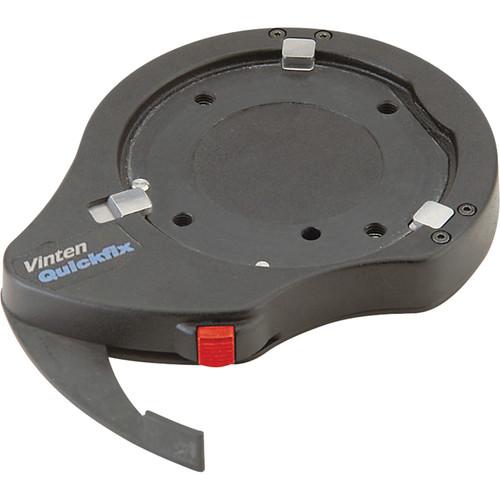 Vinten 3490-3 Heavy-Duty Quickfix Adapter