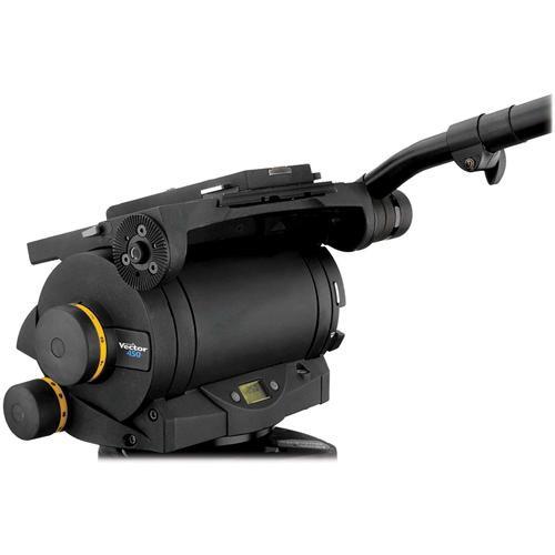Vinten 3805-3F Vector 450 Pan/Tilt Head (Flat Base)