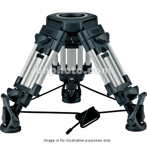 Vinten 3882-3 EFP Aluminum Baby Tripod Legs (150mm Bowl)