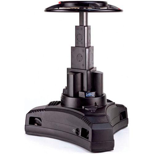 Vinten V3852-0003 Quattro-L 4-Stage Studio Pedestal (Black)