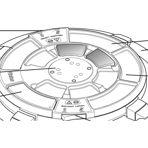 Vinten Trim Weight Set for Quattro Pedestals