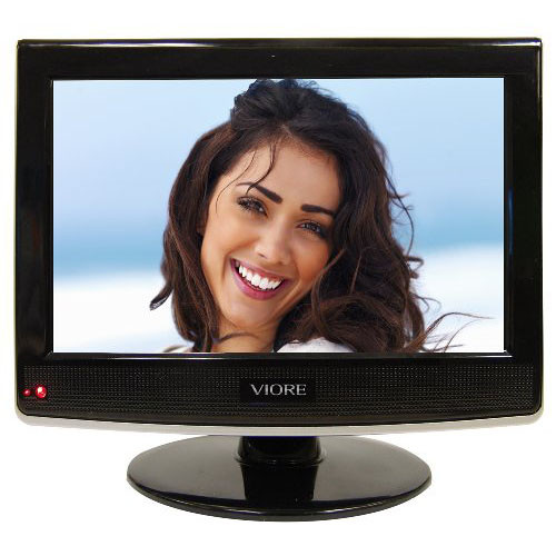 """Viore PLC10V46 10.2"""" Portable LCD Television"""