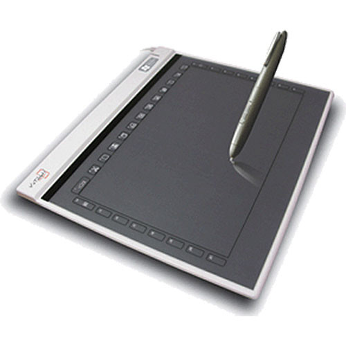 "VisTablet 12"" (10 x 6.25"" Active Area) Graphics Pen Tablet"