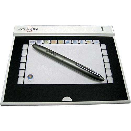 "VisTablet Mini (3 x 5"" Active Area) Graphics Pen Tablet"