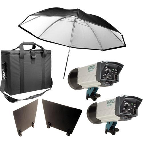 Visatec Solo 208 2-Monolight Kit (230V)
