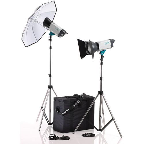 Visatec Logos 208 800 2-Monolight Kit (100-240VAC)