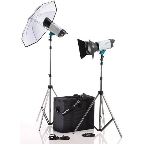 Visatec Logos 208 Two Monolight Kit (120VAC)