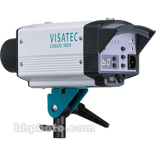 Visatec Logos 1600  600 W/S Monolight (120V)