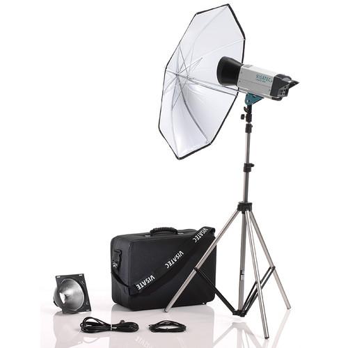 Visatec Logos 108 RFS 300 W/s Monolight Kit (120V)