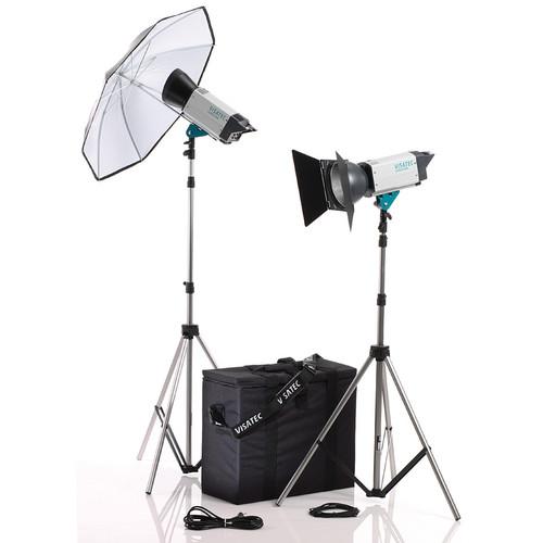 Visatec Logos 208 RFS 2-Monolight Kit (100-240VAC)