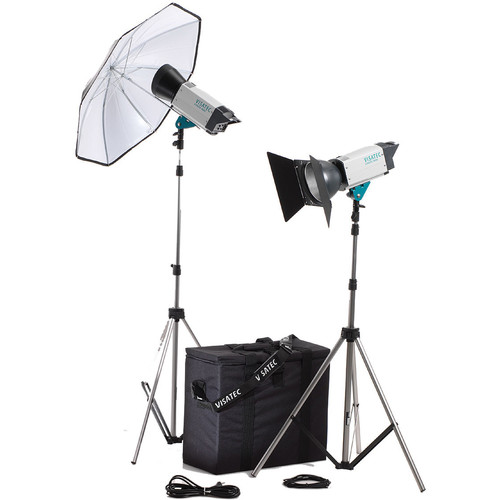 Visatec Logos Kit 216 RFS  Two Monolight Kit (230VAC)