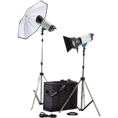 Visatec Logos Kit 216 RFS  Two Monolight Kit (230VAC)
