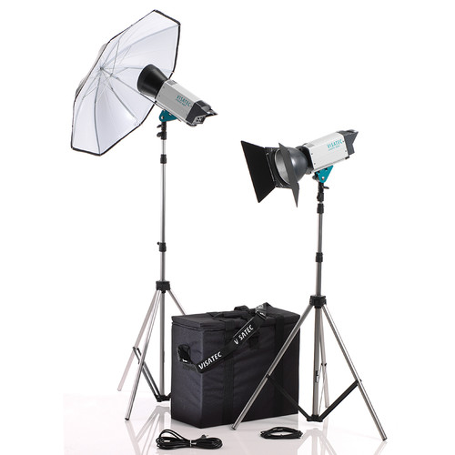 Visatec Logos Kit 216 RFS Two Monolight Kit (120VAC)