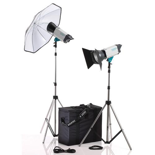 Visatec Logos Kit 216 RFS Two Monolight Kit (120VAC)