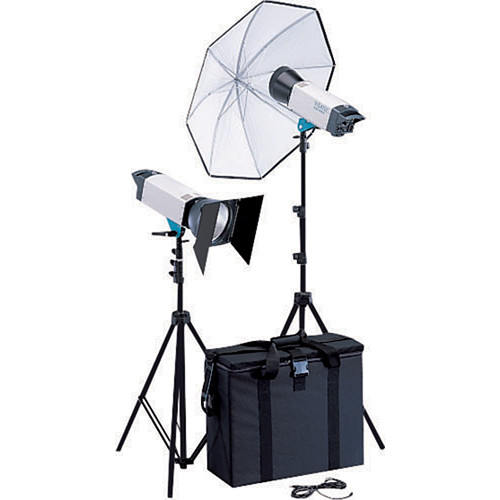 Visatec SOLO 216 (1600B) Two-Monolight Kit (230VAC)