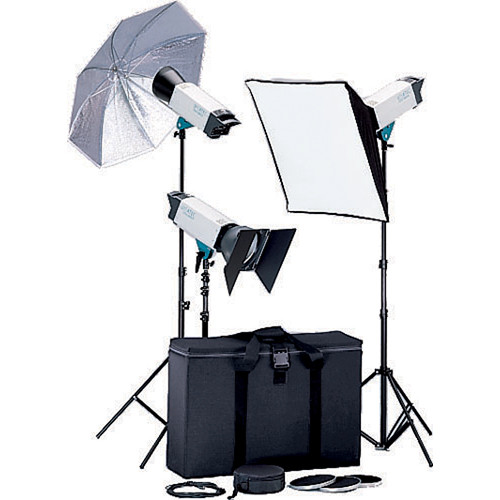 Visatec Solo 316 1600B 3-Monolight Kit (230VAC)
