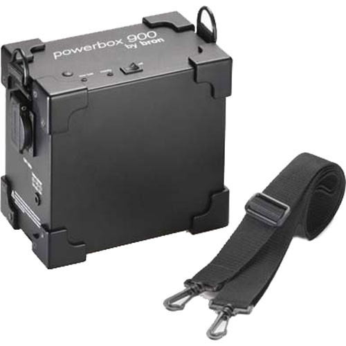 Visatec Power Box 900 Battery Pack for AC Strobe Units