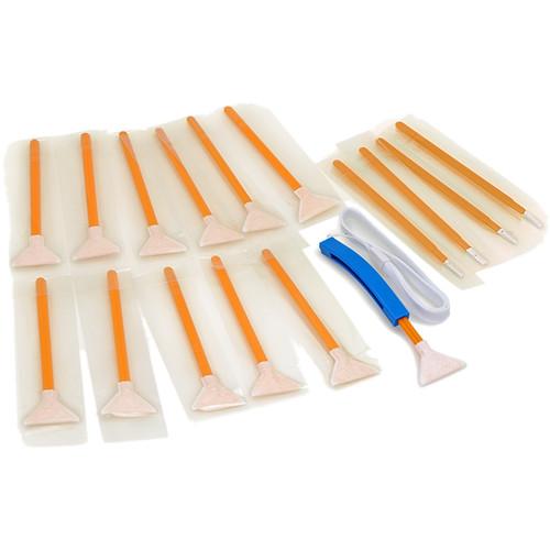 VisibleDust Swabs for 1.3x Sensor - Orange Series (12-Pack)