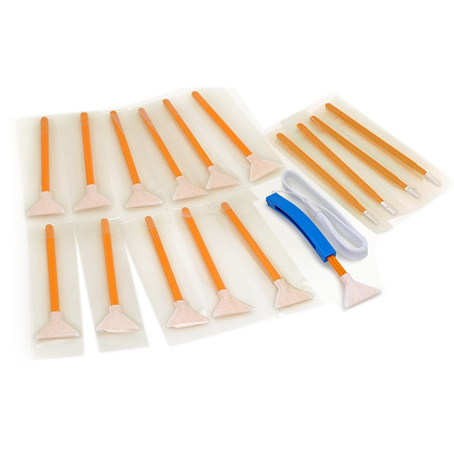 VisibleDust DHAP-Vswab 1.0x - Orange Series (12-Pack)