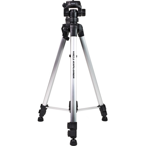 Vista by Davis & Sanford Explorer V Tripod with 3-Way Head
