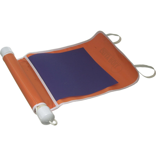 "Visual Departures Gelly Roll - Holder for 10x12"" Gels - Orange"