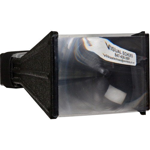 Visual Echoes FX1 Better Beamer Flash Extender for Use with Telephoto Lenses - for Select Mid-Size Flashes