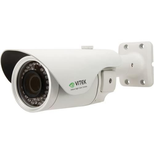 Vitek Weatherproof Long Range IR Bullet Camera (150')
